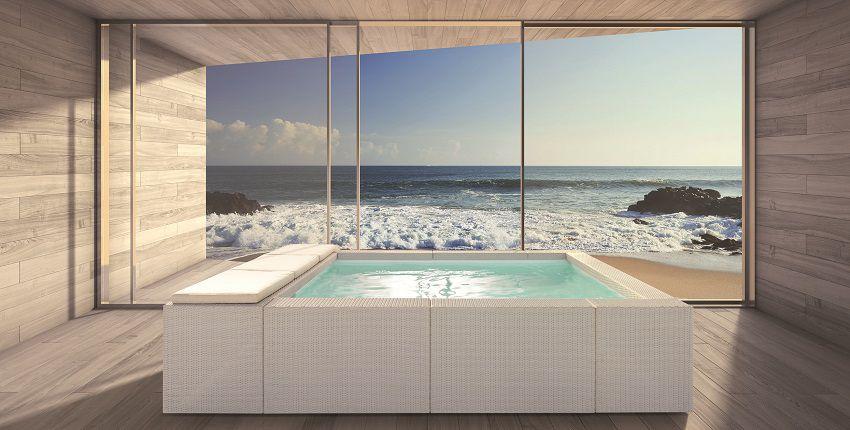Come arredare il bagno in stile marinaro for Case in stile costiero
