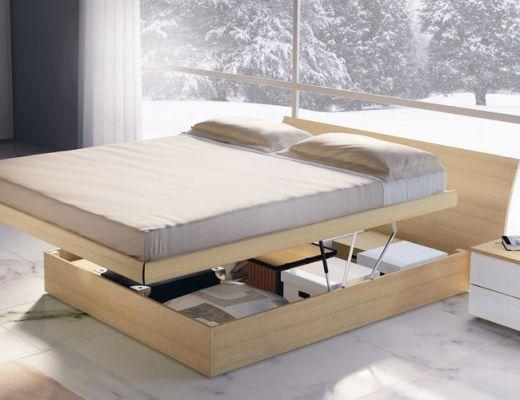 Come arredare la camera da letto di una ragazza - Camere da letto con letto contenitore ...
