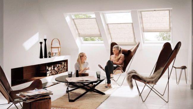 Le tende giuste per una zona living da vivere anche in estate -