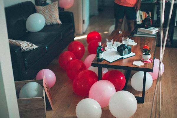 festa compleanno casa 18 anni