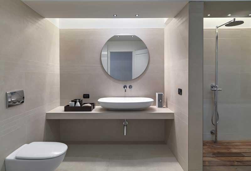 mobili bagno marmo