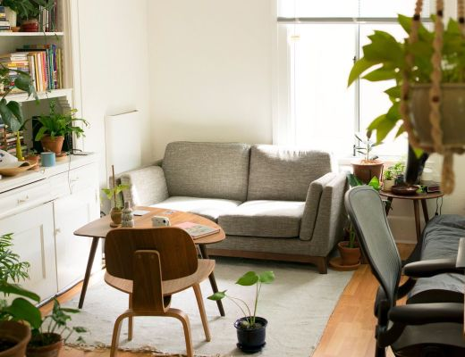 gestione spazi casa piccola