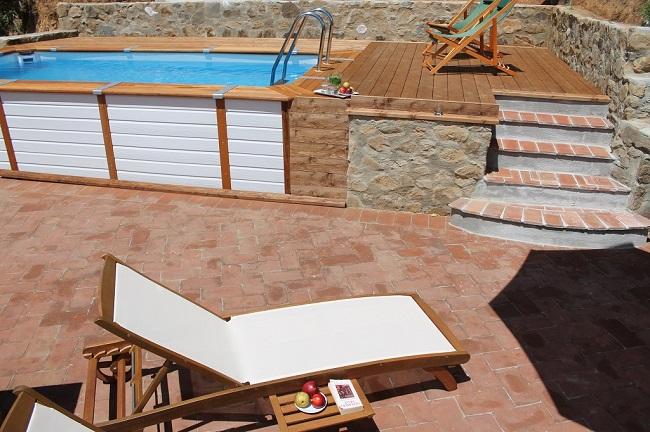 Piscine poolmaster l 39 alta qualit tutta made in italy for Piscine fuori terra rivestite
