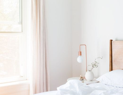 Camere Tumblr Bianche : Come arredare la camera da letto di una ragazza