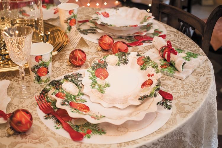 Linea Fancy Christmas su PartySmile.com