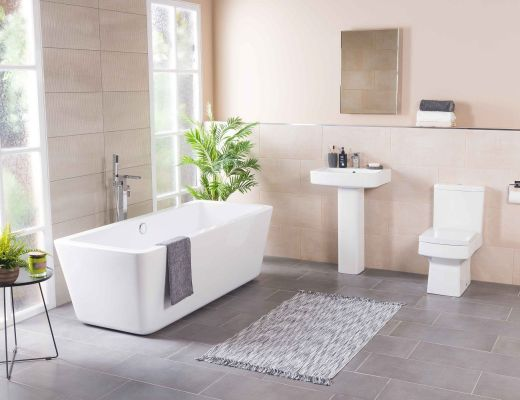 Bagno Boston di Bathroom Takeaway