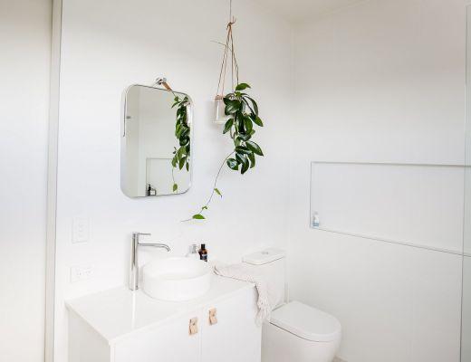 bagno piccolo come sfruttare gli spazi