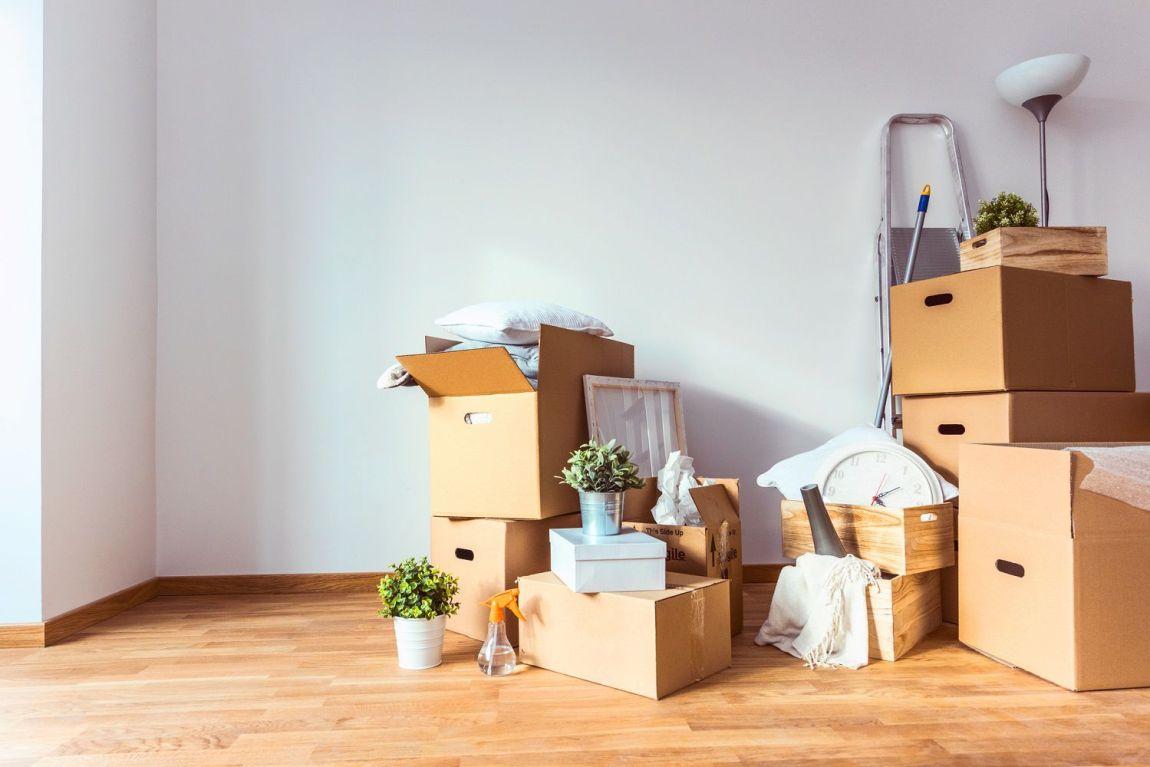 traslocare casa spostare scatole