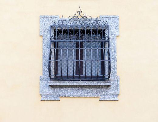 grate finestre sicurezza casa