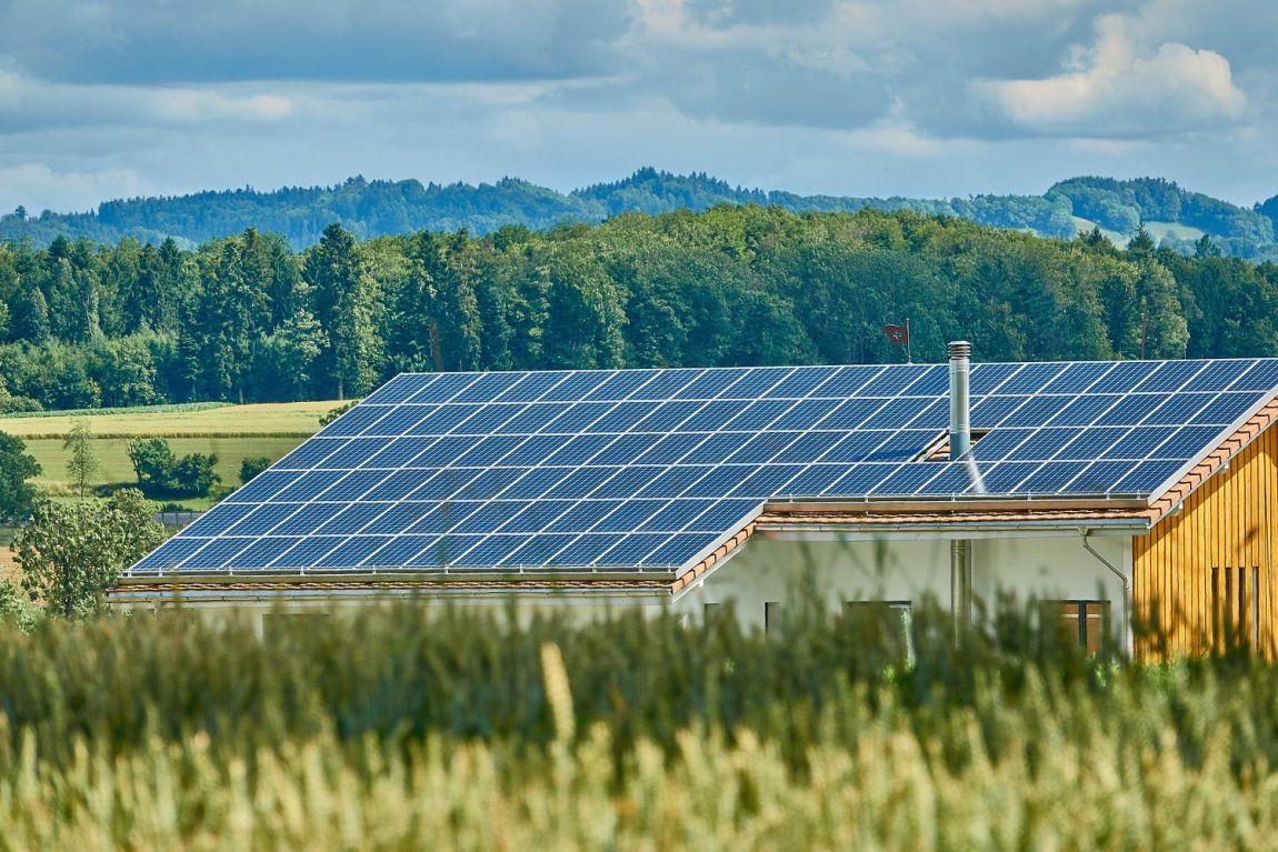 montare fotovoltaico