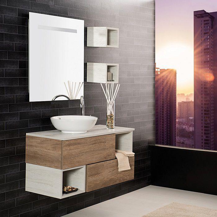Arredamento moderno per il bagno Unika