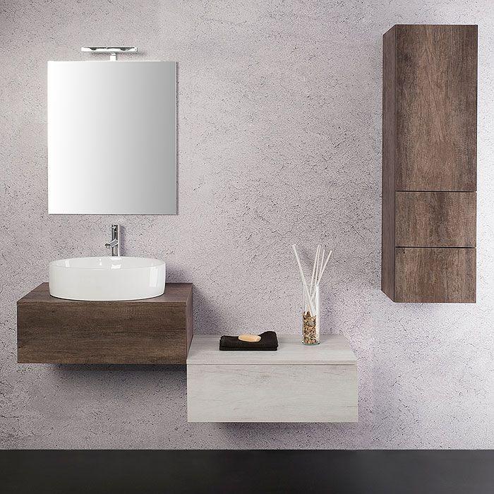 Tendenze e mobili per l arredo bagno 2019 house mag for Arredo bagno sospeso