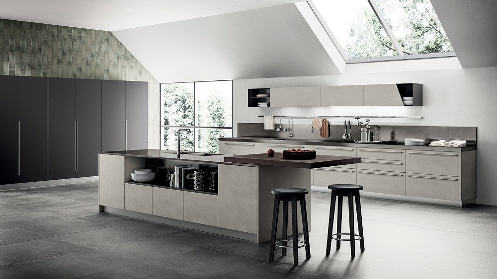 Cucina Mood by Scavolini