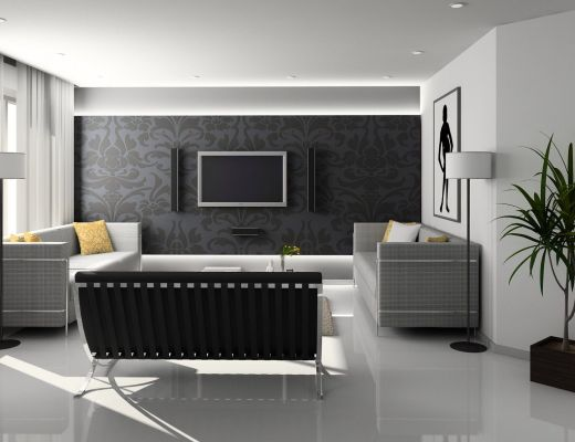 appartamento illuminazione strisce a led