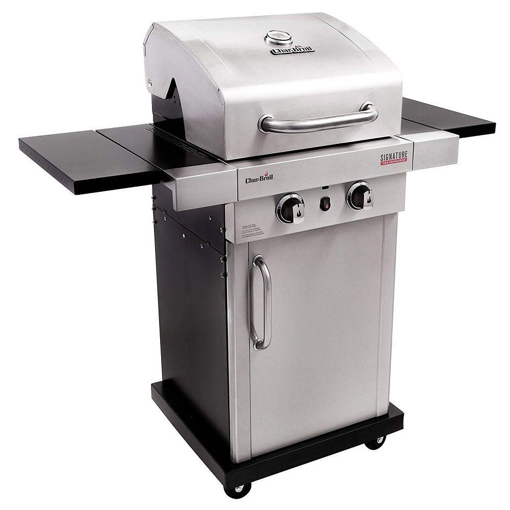 char broil signature griglia barbecue
