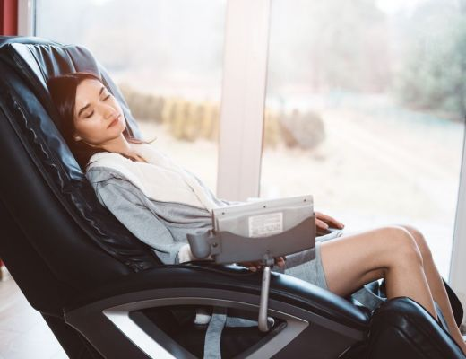 poltrona massaggiante vantaggi benefici