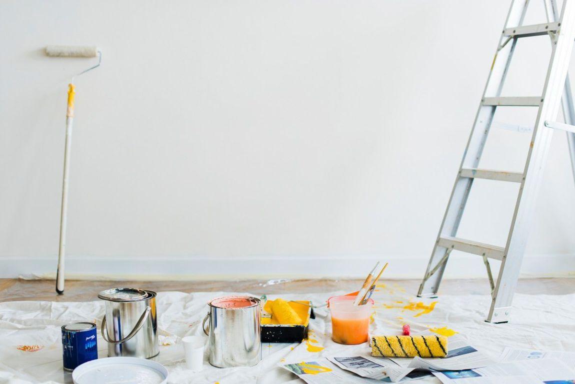 colori ristrutturazione casa