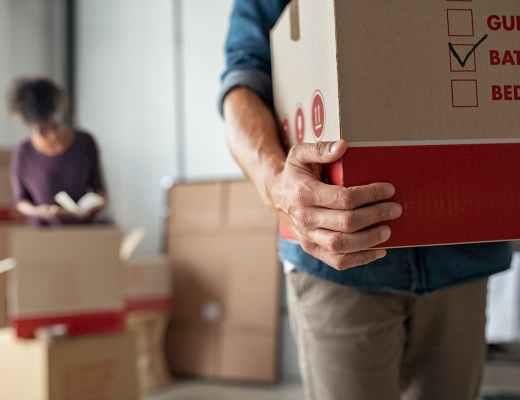 come organizzare trasloco mobili veloce