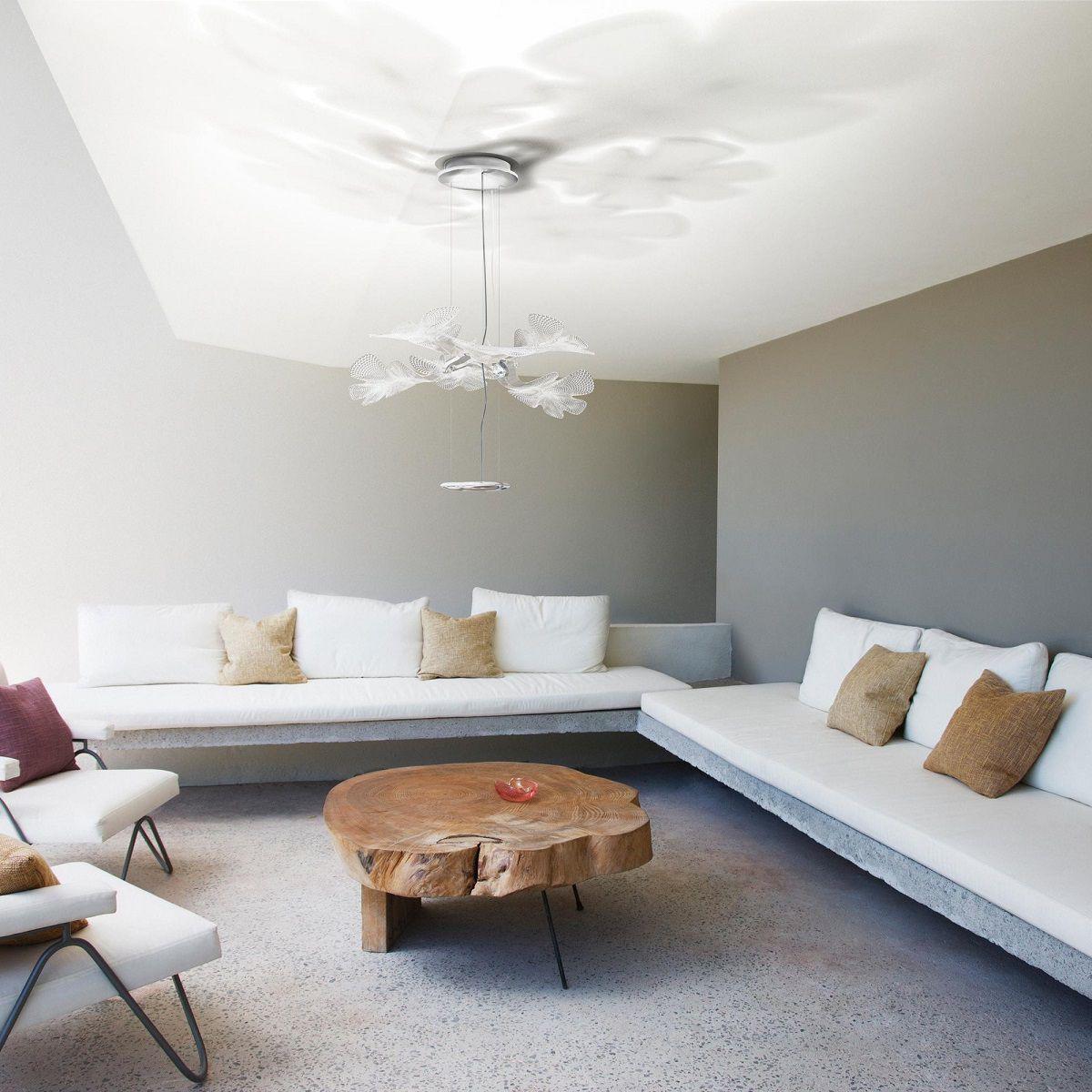 Illuminazione Per Soggiorno Moderno illuminare il soggiorno: come scegliere il lampadario