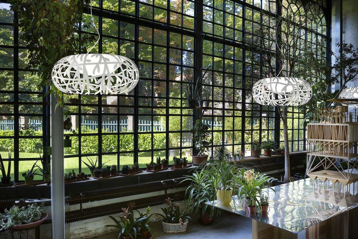lampadario moderno maggio Axolight