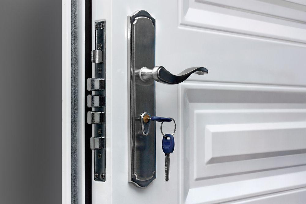 sicurezza casa porte blindate