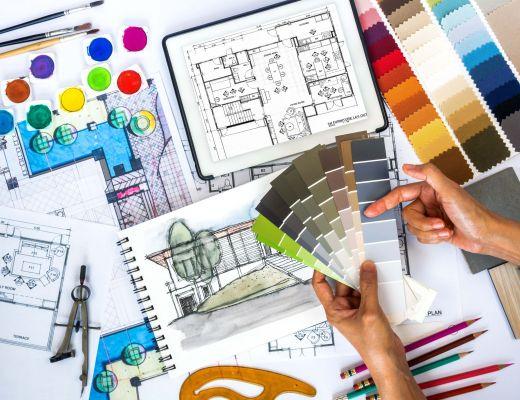 interior designer di cosa si occupa