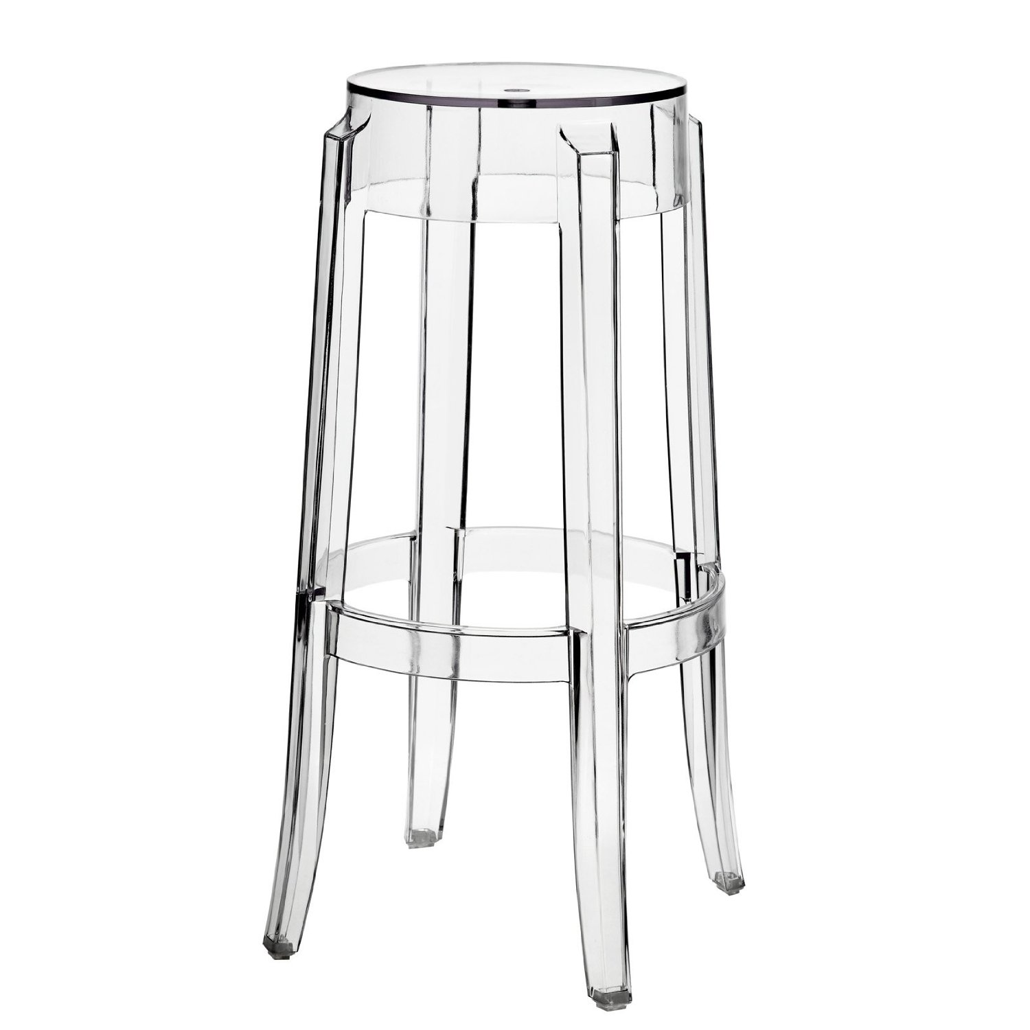 ghost bar chair gioteck rc5 gaming trendy stools with personality house mix