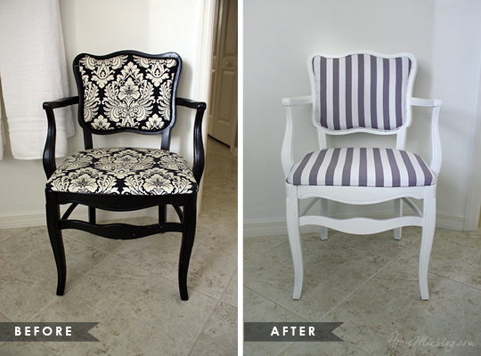 where to get chairs reupholstered wood chair plans how reupholster an occasional house mix old reupholstery and paint before after pictures