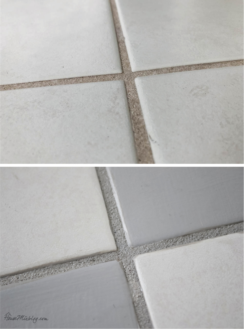 paint bathroom floor tile and grout