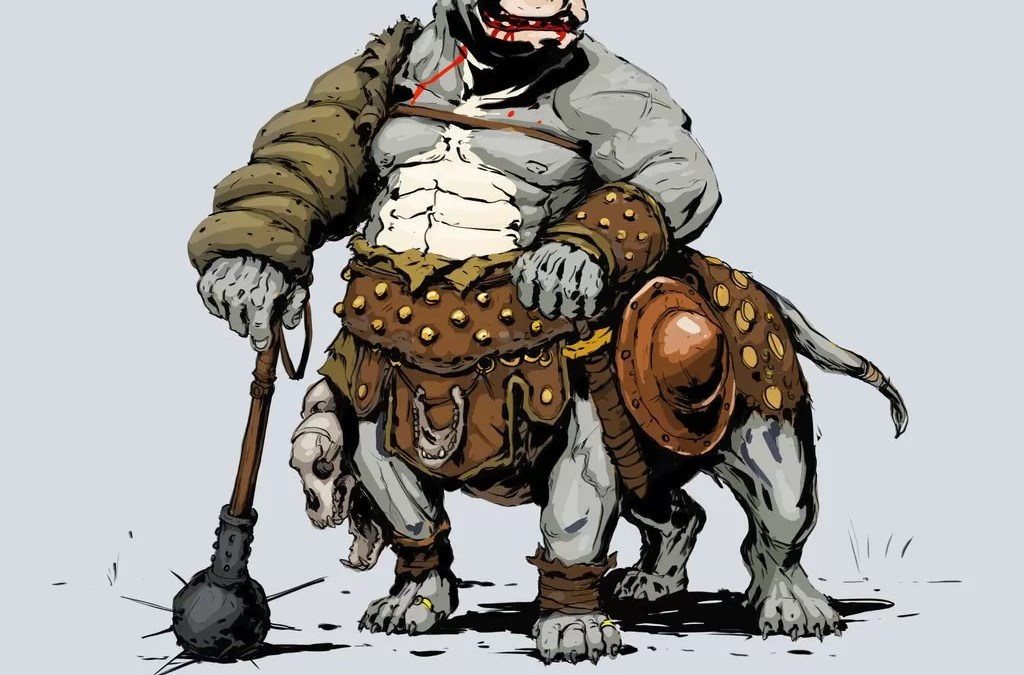 13 Battle Doges   Orlov's Slaught'rous Hounds