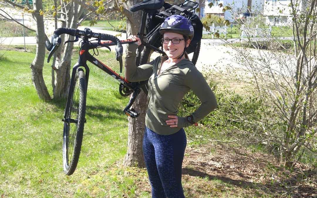 A Two Wheeled Upgrade to the Liv Invite | Velocipedagoguery