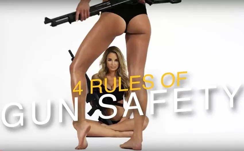 Griffon Industries 4 Rules of Gun Safety 1