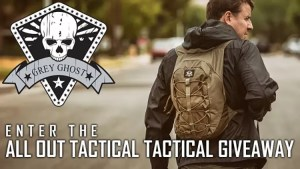 Grey Ghost Gear - House Ghostgrey - All Out Tactical Giveaway