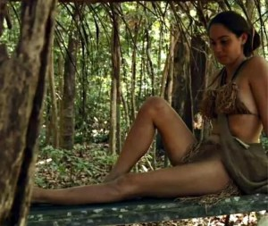 Naked and Afraid star Amanda Kaye is the woman who designed the A-Klub.