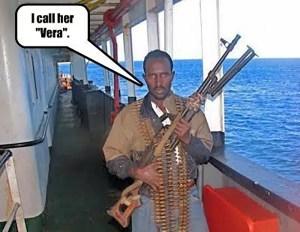 Jayne Cobb calls his favorite gun Vera - so does this guy.