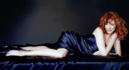 Christina Hendricks might be the most magnificent REDhead MILF in the history of sexy gingers.