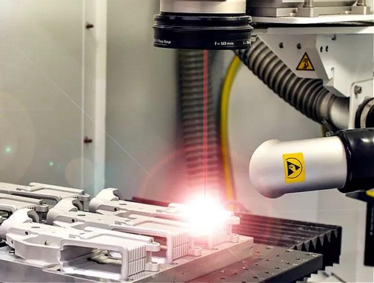 DRG Manufacturing - Laser