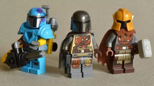 Lego Mandalorians by @snipersquirrel1