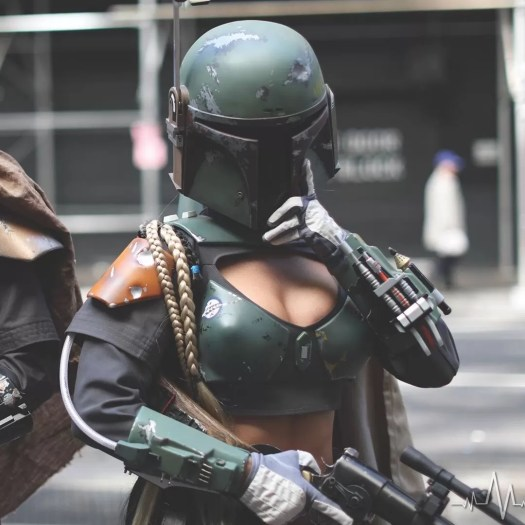 Mandalorian helmets are a crucial part of Mandalore-themed cosplay