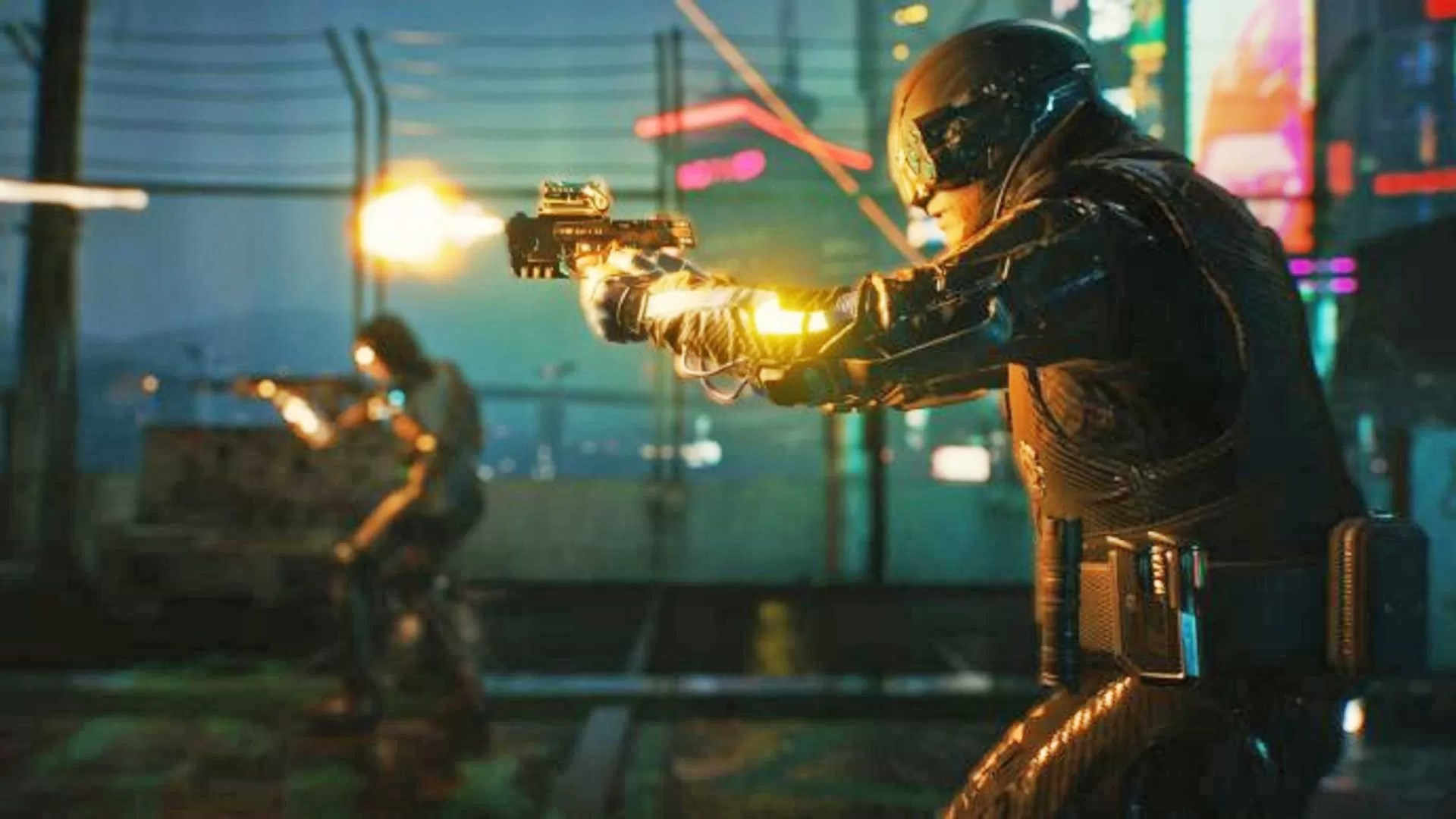 Cyberpunk weapons - from Neuromancer to Cyberpunk 2077, they're cool.