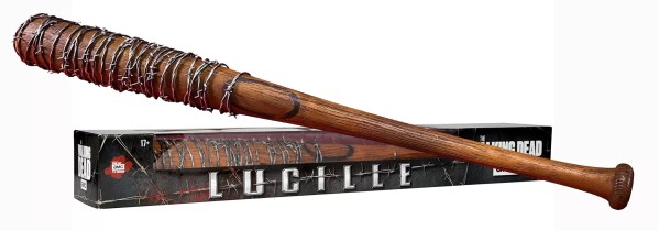 LARP Walking Dead Negan Lucille bat