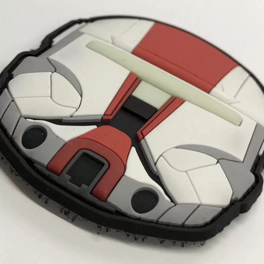 PVC Star Wars Patch Clone Troopers