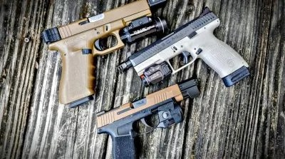 Streamlight TLR Series: Getting a Good Look at that Threeway