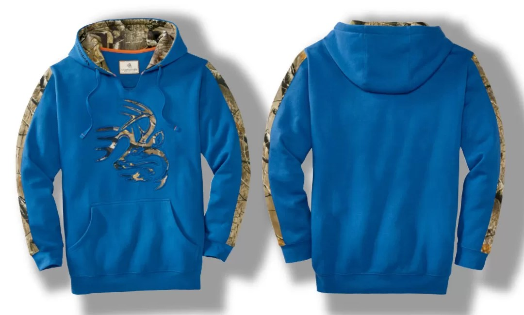 Outfitter Camo Hoodie: Legendary Whitetails Realtree Hoodie