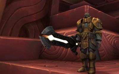 Plundered Blade of Northern Kings