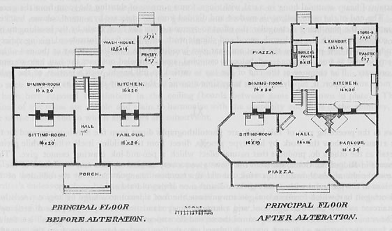House Plans: 1878 Old Homes Made New.