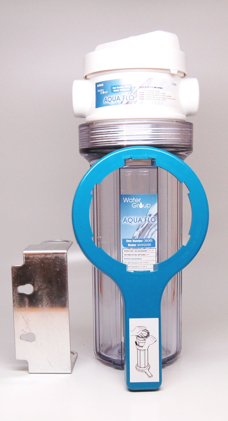 Hydrotech Water Filter 26000 WCT34 Aqua Flo Water Filter