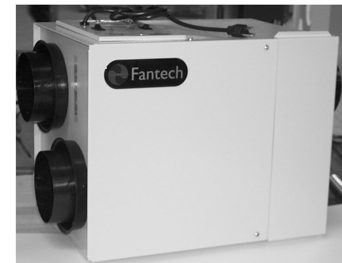 Fantech AEV 1000 Fantech Air Exchanger AEV100 Fantech