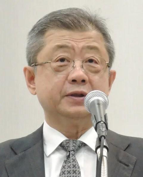 潮田会長兼CEO