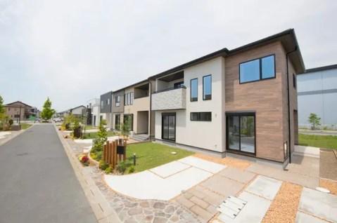 茨城県内で展開している分譲住宅